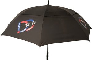 Deep Dirt Track side Umbrella