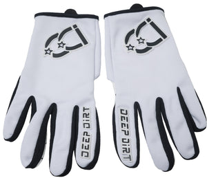 2020 Deep Dirt Mx glove Whiteout