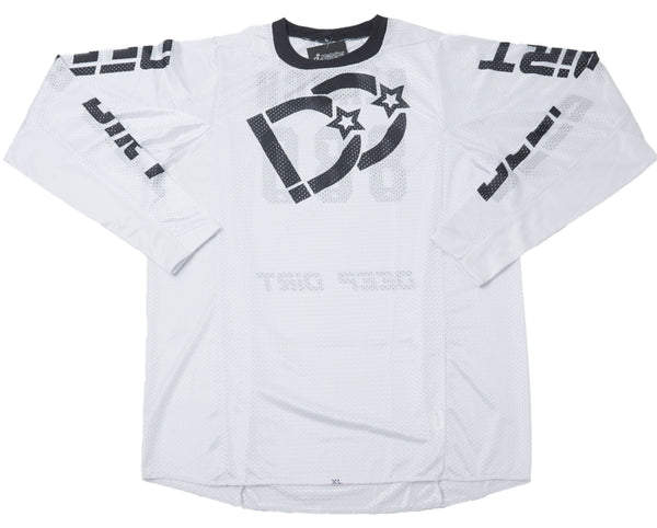 2021 Deep Dirt Jersey Whiteout
