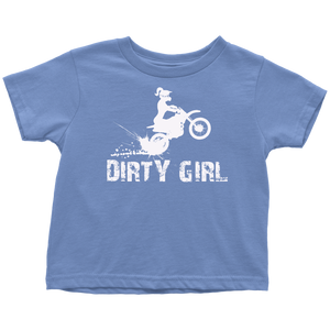 Dirty Girl Lil Lady KIDD Tee
