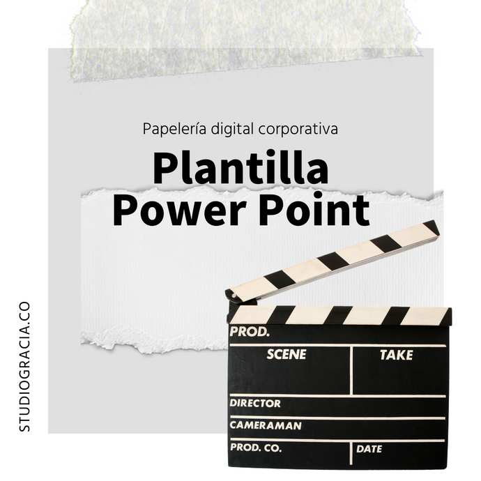 Plantilla Power Point