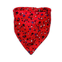 4th of July Popsicle Dog Bandana, Patriotic Dog Bandana, Rocket Pop Popsicle Summer Dog Bandana
