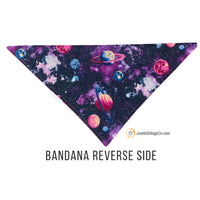 Fuck Cancer Dog Bandana, Canine Cancer Dog Bandana, Cure Cancer, Cancer Survivor Gift