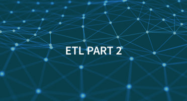 ETL Part 2 - Transformations and Loads — 1 user / 1 year