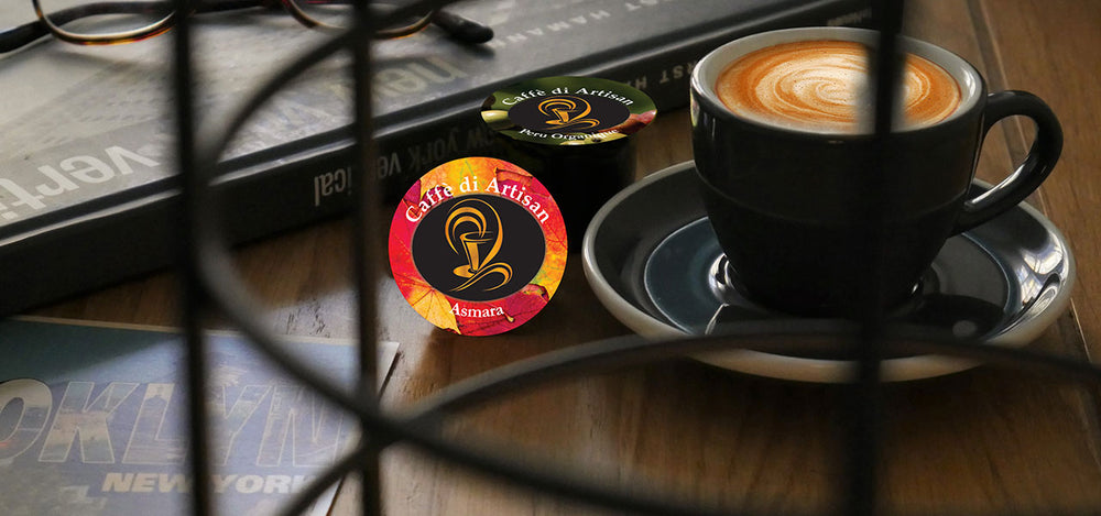 Coffee Capsules: Unleash Your Inner Barista