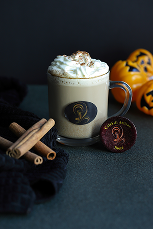 Pumpkin Cinnamon Spice Latte final