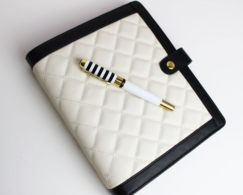 Coco Chanel planner