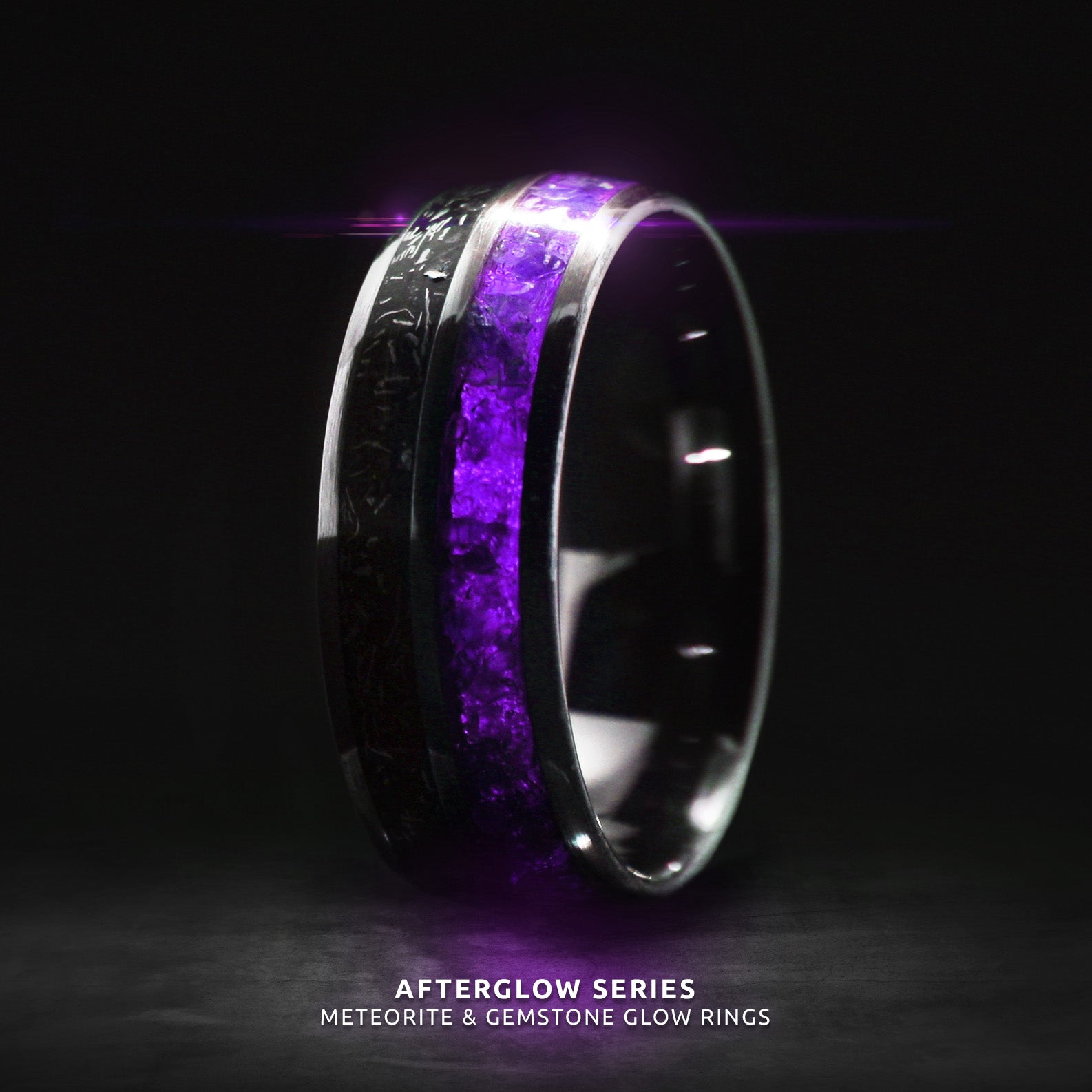 Afterglow: Purple