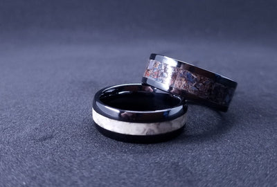 Unique Dinosaur Fossil Rings