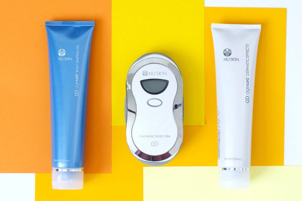 Galvanic Body Spa: Galvanic treatments from the comfort of your home!