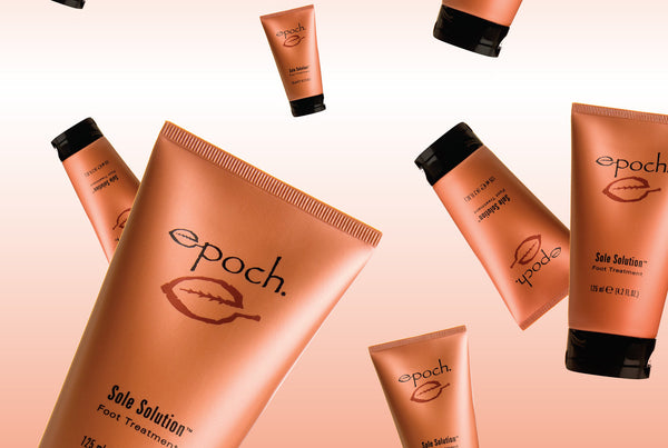 Epoch Sole Solution: Your one-stop solution to get rid of cracked heels and soles forever!