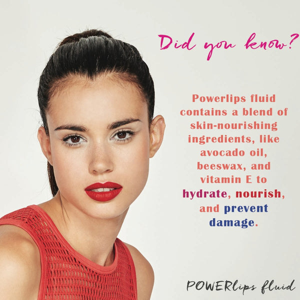 Powerlips Fluid ingredients