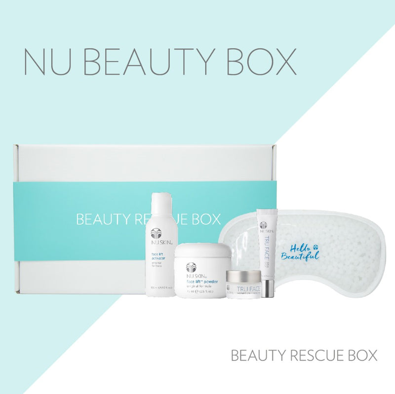 Nu Skin Beauty Rescue Box - Beauty Hardy