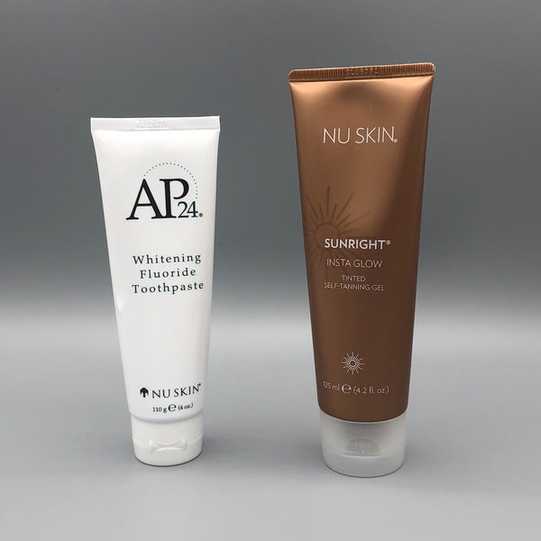 AP24 Toothpaste and Sunright Insta Glow Combo - Beauty Hardy