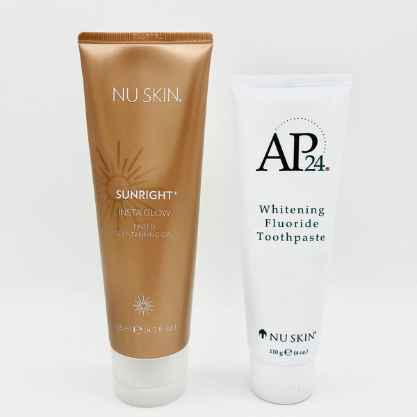 Sunright Insta Glow and AP24 Toothpaste at wholesale price - Beauty Hardy