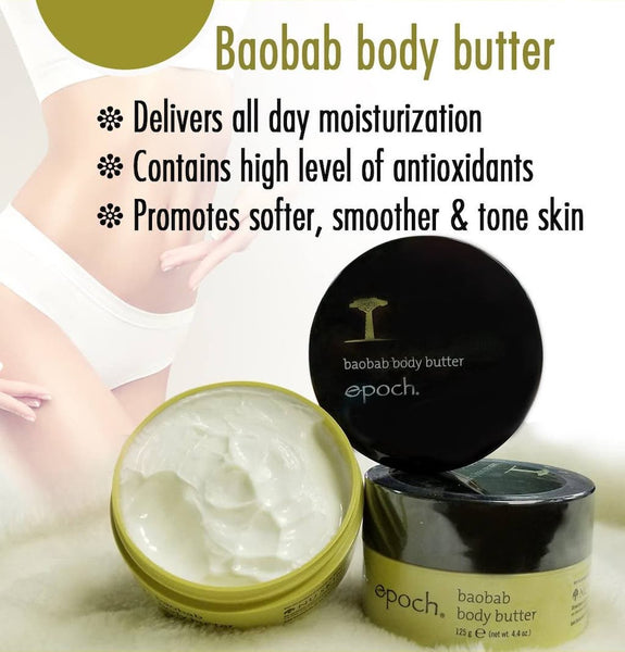 Baobab Body Butter Benefits - Beauty Hardy