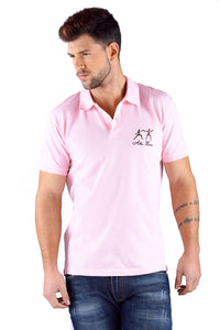 ICONIC FENCING POLO Pink 2 Fencers