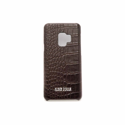 LEATHER CELL COVER SAMSUNG S9