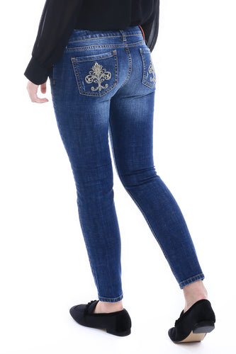 JEANS MUJER LIGHT MOON