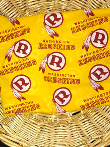 Yellow Washington Redskins