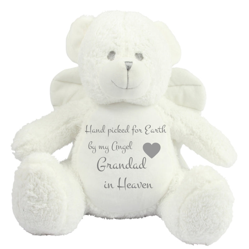 Angel teddy - Hand picked for earth