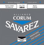 SAVAREZ ALLIANCE CORUM HIGH TENSION 500AJ  - CLASSICAL STRINGS