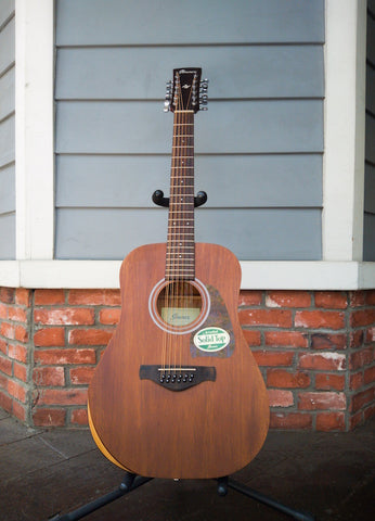 Ibanez 12 String Artwood Solid Top