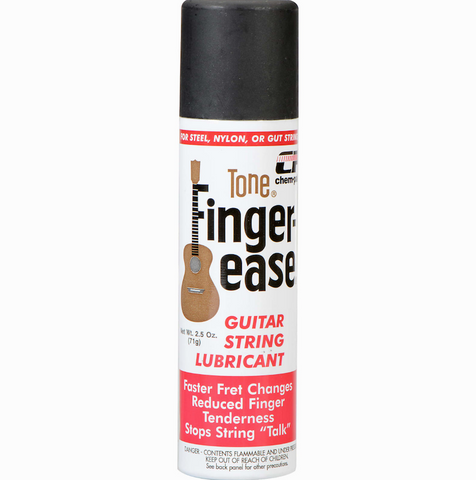 Finger Ease String Lubricant Spray