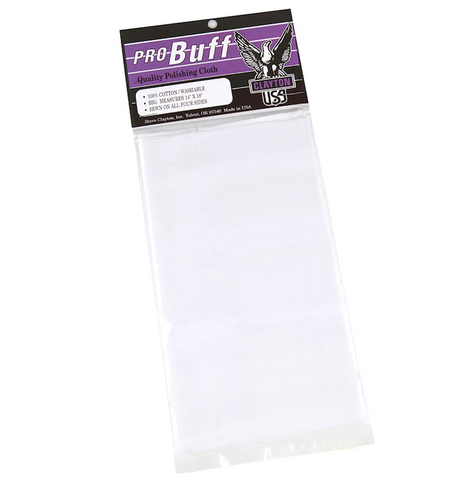 Clayton ProBuff Quality Polishing Cloth