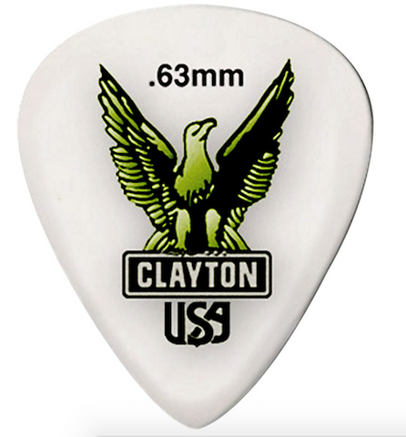 Clayton Pick Acetyl/Poly Standard. 63 (CLA-S63/12)