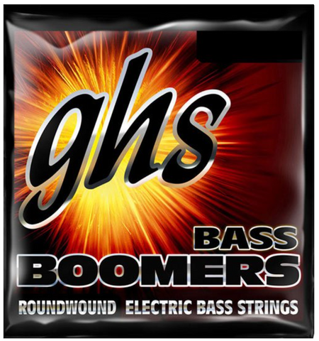 GHS Bass Boomers Heavy 50-115 Long Scale