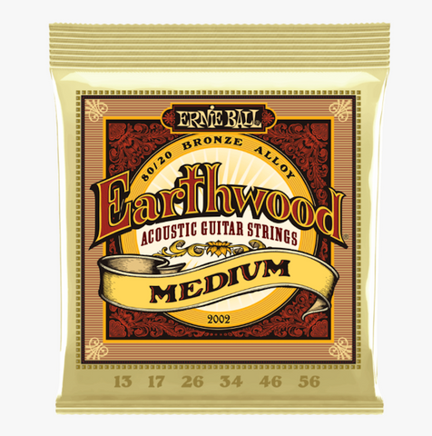 Earthwood 80/20 Bronze Alloy Medium 13-56