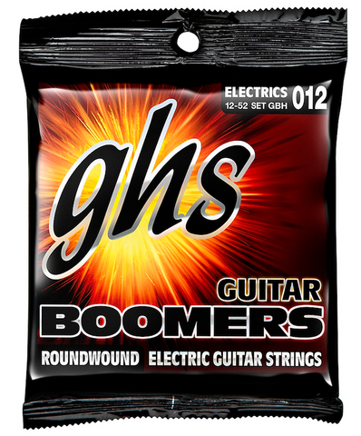 GHS Guitar Boomers GBH 12-52
