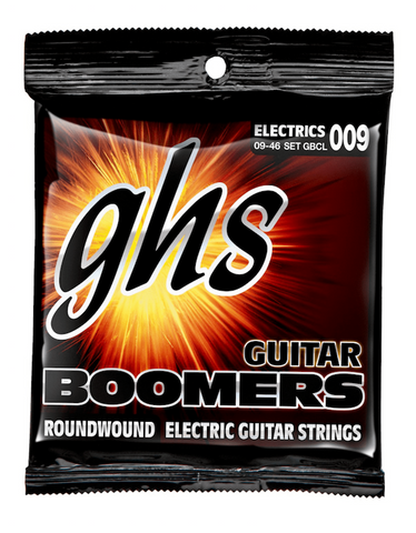 GHS Guitar Boomers GBCL 9-46