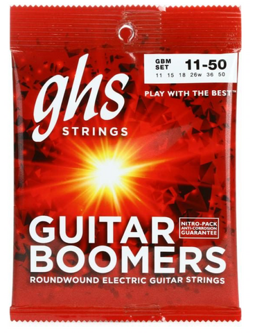GHS Guitar Boomers GBM 11-50