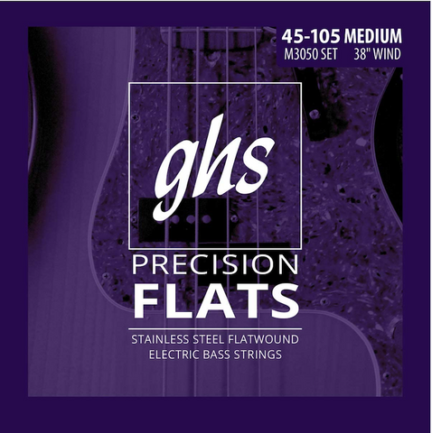 GHS Percision Flats Medium 45-105