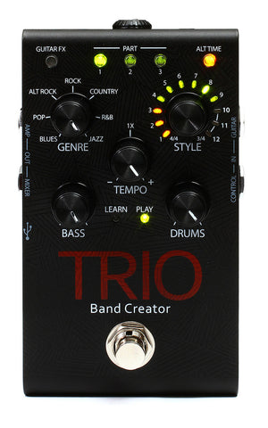 Trio+ Band Creator Looper