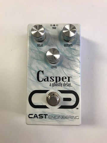 Cast Engineering Casper