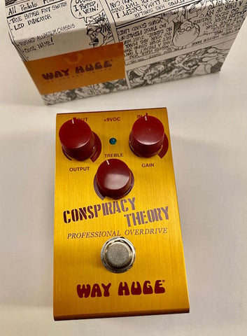 WAY HUGE® SMALLS™ CONSPIRACY THEORY™ PROFESSIONAL OVERDRIVE