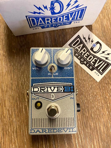 Daredevil DRIVE-Bi - Dual Gain Distortion