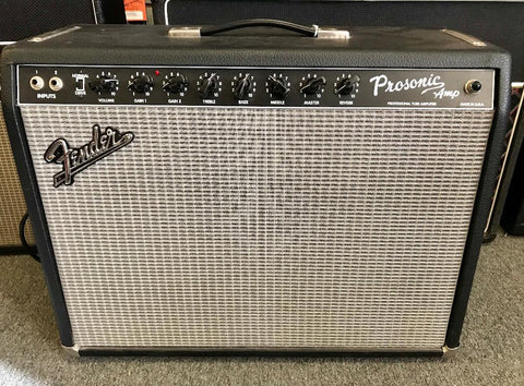 Fender Prosonic Amplifier