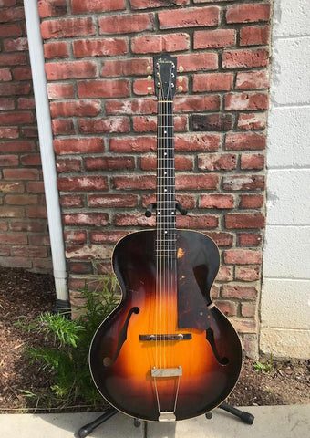 1941 Gibson L 50 Archtop