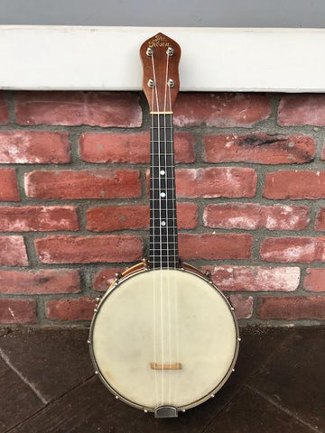 1930 The Gibson Banjo Ukulele