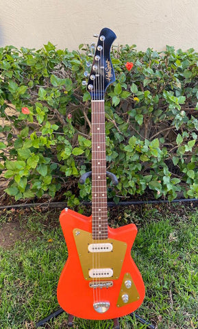 High Spirit Guitar Custom