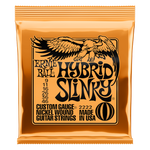 HYBRID SLINKY NICKEL WOUND ELECTRIC GUITAR STRINGS - 9-46 GAUGE