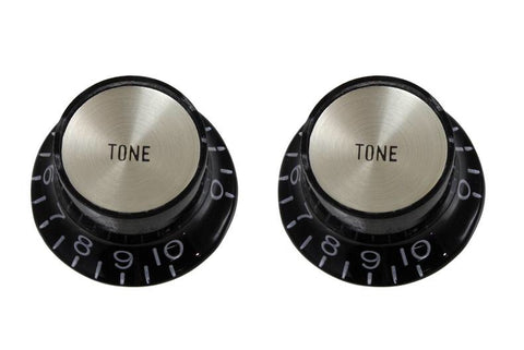 SET OF 2 REFLECTOR TONE KNOBS