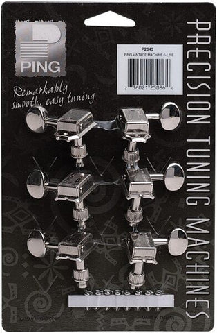 Ping P2645 Vintage-Style Tuners