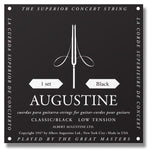 Augustine Classic Black Low Tension Strings