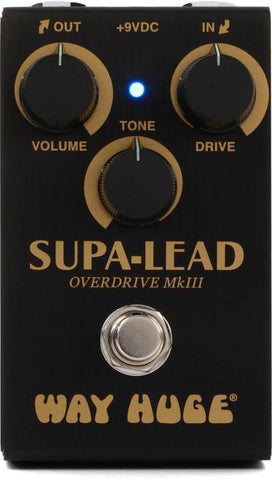 Way Huge WM31 Smalls Supa Lead Overdrive Pedal