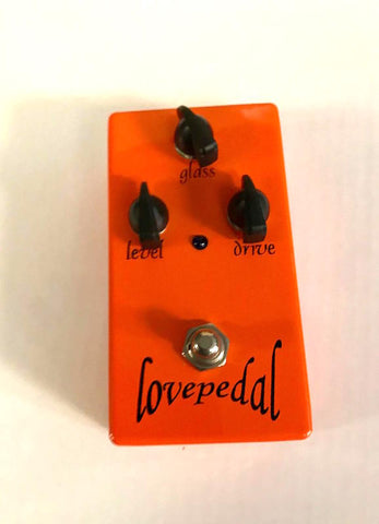 Love Pedal Eternity Overdrive